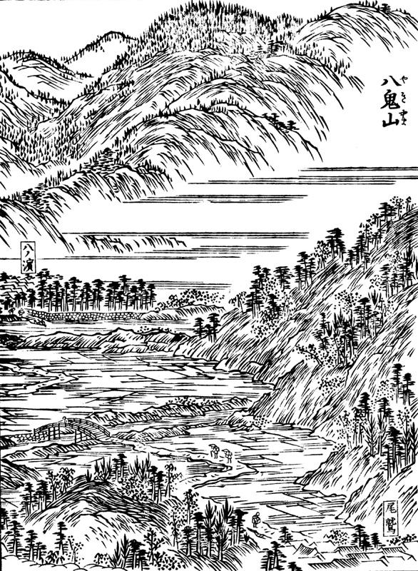 西国三十三所名所図会(1853年)