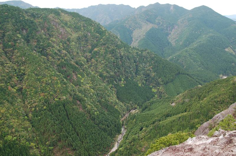 大丹倉からの絶景