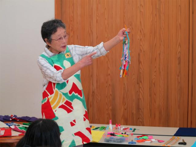 講師の松井さん