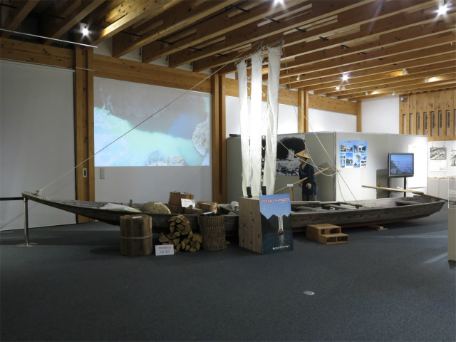 企画展示室の様子